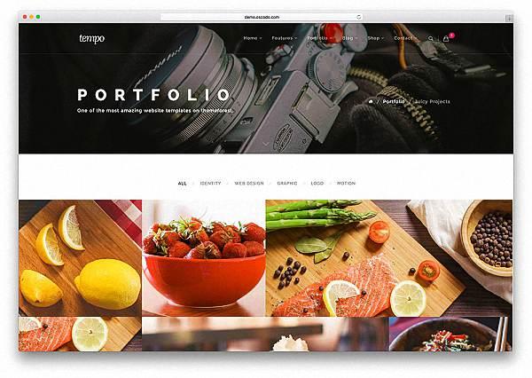 18种HTML5/CSS3网站建设创意设计介绍