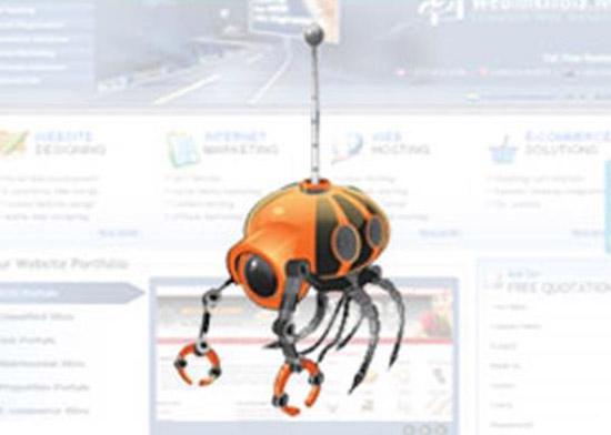 网站建设怎么做能吸引爬虫抓取