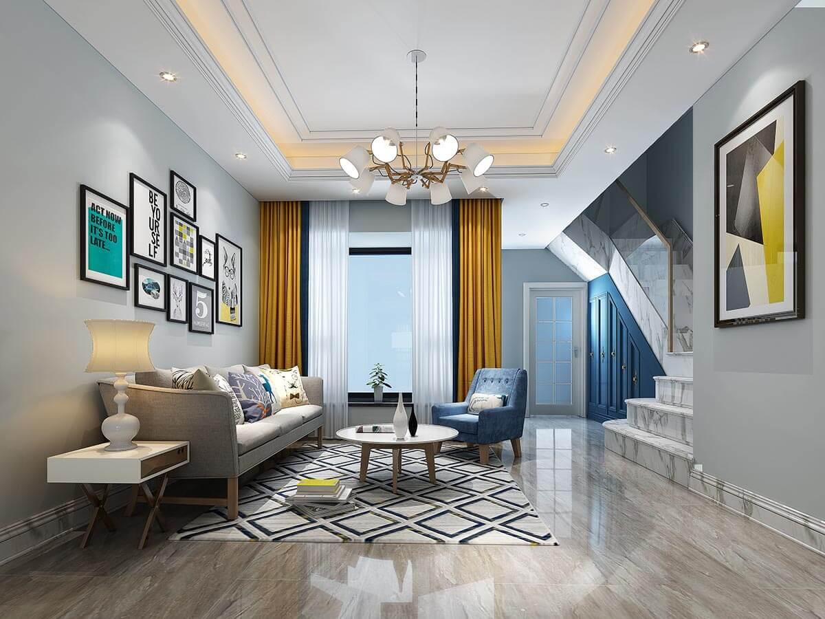 180平米 现代简约别墅设计案例赏析
